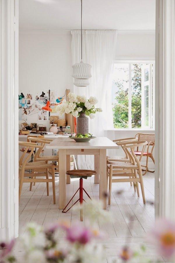 Фотография: Кухня и столовая в стиле Скандинавский, Прованс и Кантри, Декор интерьера, DIY, Декор, Советы – фото на INMYROOM