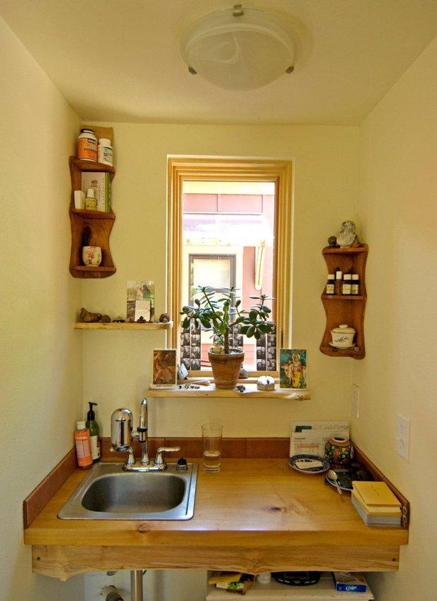 Фотография: Ванная в стиле Прованс и Кантри, Современный, Дом, Дома и квартиры, Городские места, Дача – фото на INMYROOM