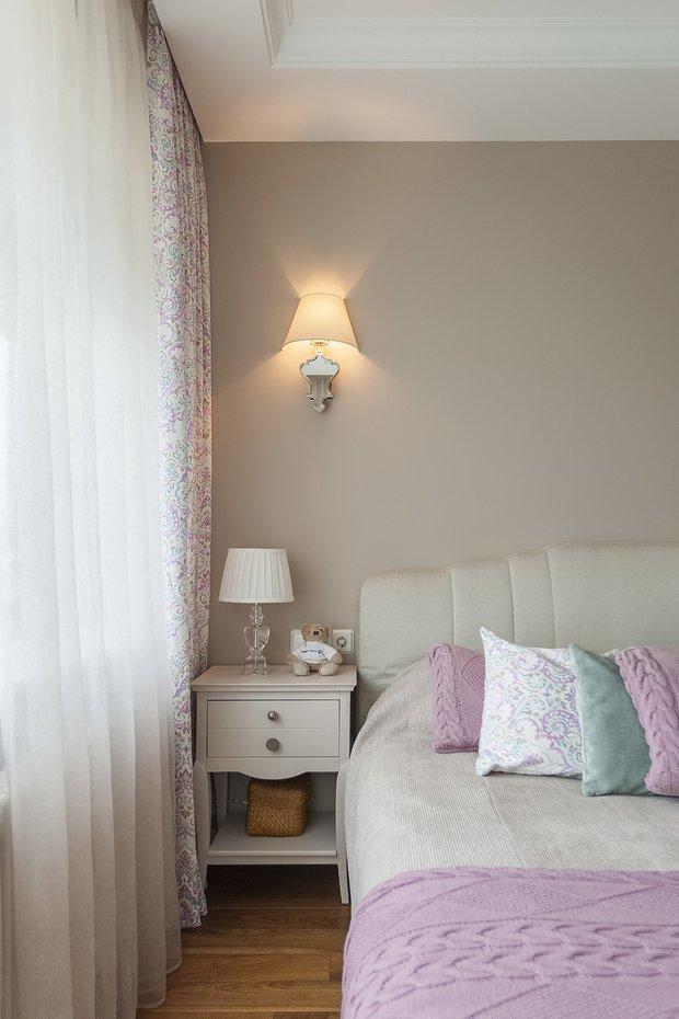 Фотография: Спальня в стиле Современный, Гид, Герой InMyRoom, ремонт своими руками, ошибки в оформлении малогабаритки, ошибки в ремонте – фото на InMyRoom.ru