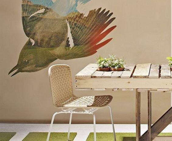 Фотография: Кабинет в стиле Прованс и Кантри, Декор интерьера, DIY, Квартира, Дом, Мебель и свет – фото на INMYROOM