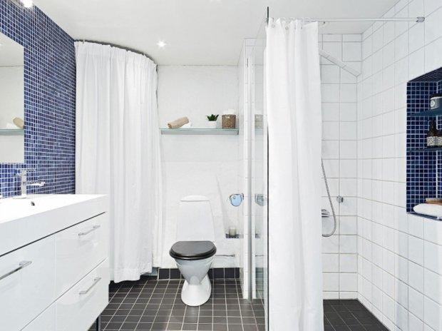 Фотография: Ванная в стиле Современный, Лофт, Скандинавский, Декор интерьера, Квартира, Дома и квартиры – фото на INMYROOM