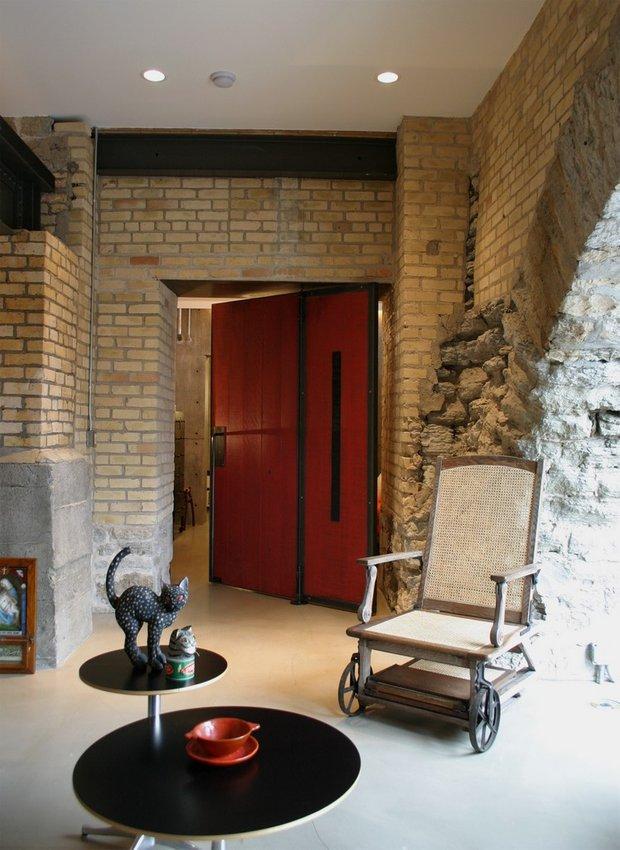 Фотография: Мебель и свет в стиле Лофт, Квартира, Дома и квартиры, Проект недели – фото на INMYROOM