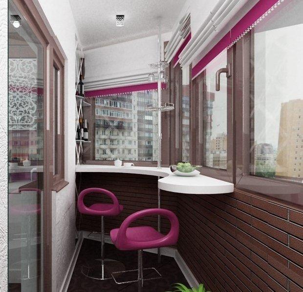 Фотография: Балкон, Терраса в стиле Хай-тек, Интерьер комнат, Советы – фото на INMYROOM