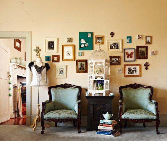 Фотография: Мебель и свет в стиле Прованс и Кантри, Декор интерьера, Дом, Дома и квартиры, Винтаж – фото на INMYROOM