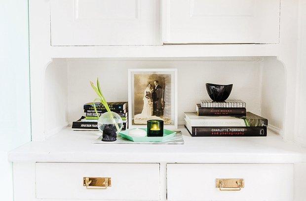 Фотография: Декор в стиле Скандинавский, Малогабаритная квартира, Квартира, Цвет в интерьере, Дома и квартиры, Белый – фото на InMyRoom.ru