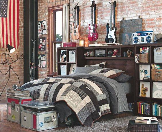 Фотография: Спальня в стиле Лофт, Декор интерьера, Дом, Стиль жизни, Советы – фото на INMYROOM