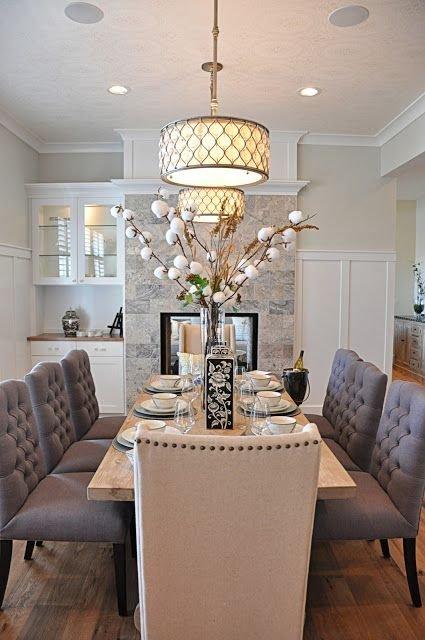 Фотография: Кухня и столовая в стиле Прованс и Кантри, Декор интерьера, Мебель и свет, Прочее, Советы, Светильник, освещение – фото на INMYROOM