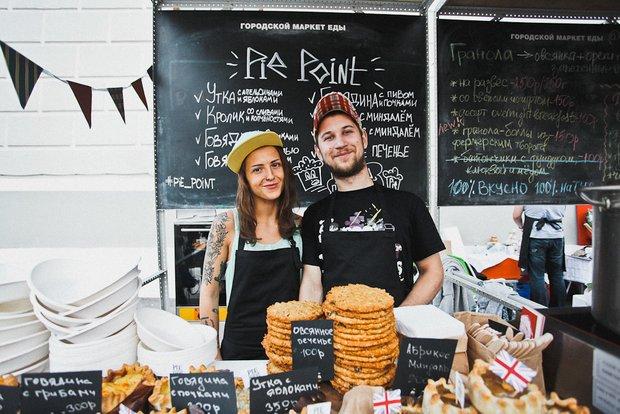 Фотография:  в стиле , Обзоры, гастрономические мероприятия, Городской маркет еды – фото на INMYROOM