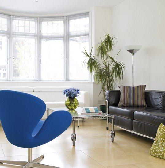 Фотография: Гостиная в стиле Минимализм, Декор интерьера, Малогабаритная квартира, Квартира, Дома и квартиры – фото на INMYROOM