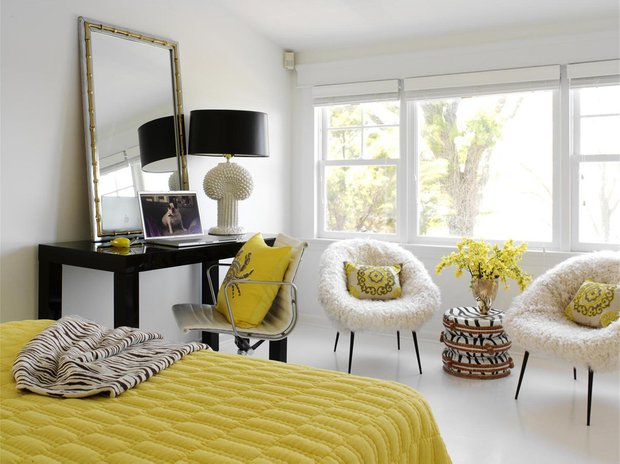 Фотография: Спальня в стиле Скандинавский, Современный, Советы – фото на INMYROOM