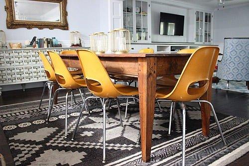 Фотография: Кухня и столовая в стиле Эклектика, Классический, Современный, Переделка – фото на INMYROOM