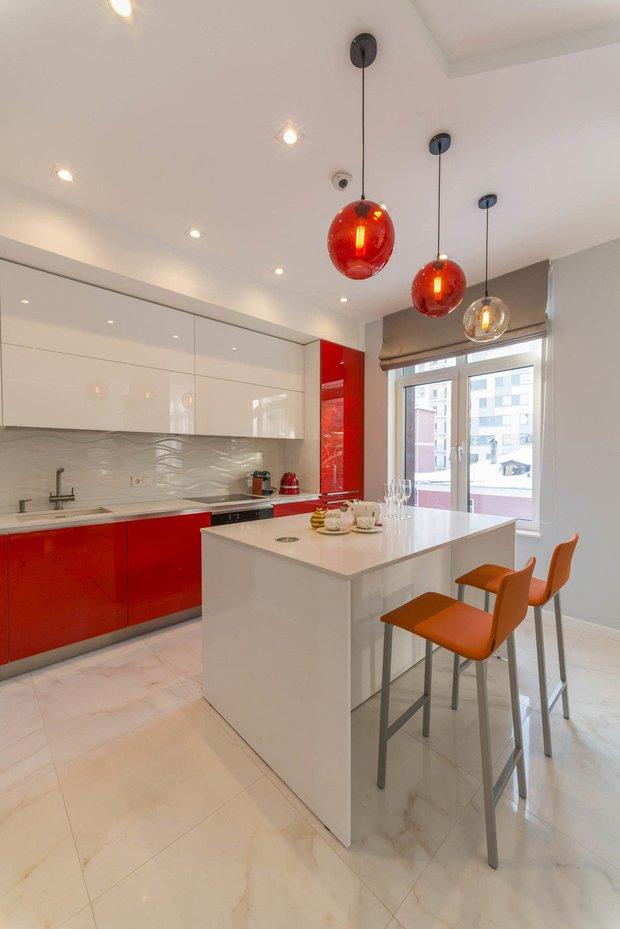 Фотография: Кухня и столовая в стиле Современный, Декор интерьера, Советы, Schneider Electric – фото на INMYROOM