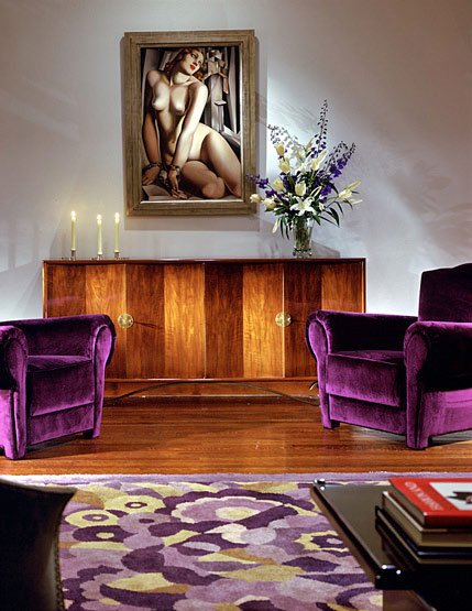 Фотография: Декор в стиле Современный, Эклектика, Дома и квартиры, Интерьеры звезд, Ар-деко – фото на INMYROOM