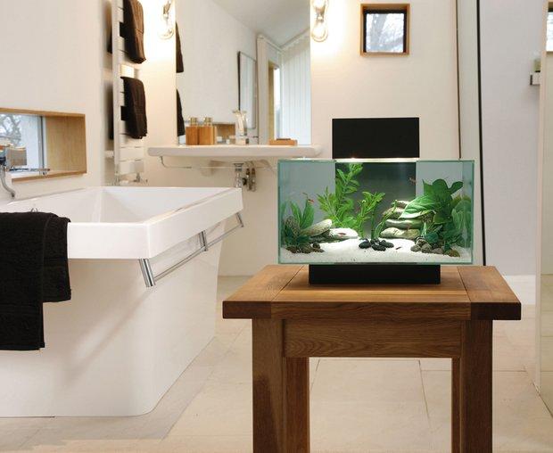 Фотография: Ванная в стиле Скандинавский, Восточный, Декор интерьера, Декор дома – фото на INMYROOM