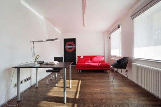 Фотография: Спальня в стиле Минимализм, Лофт, Квартира, Дома и квартиры, Градиз – фото на INMYROOM