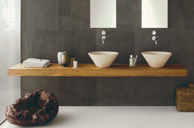 Фотография: Ванная в стиле Современный, Эко, Стиль жизни, Советы – фото на InMyRoom.ru