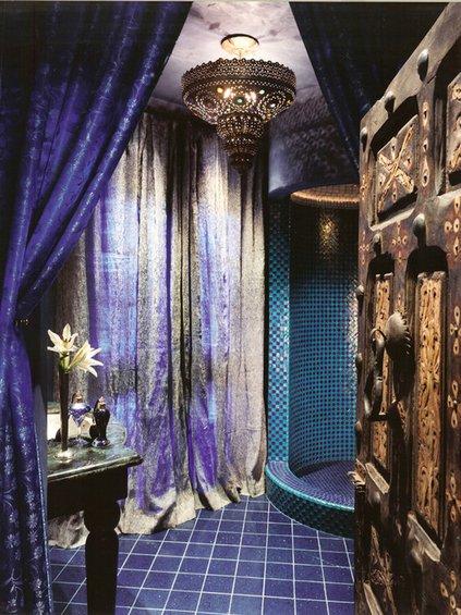 Фотография: Ванная в стиле Восточный, Декор интерьера, Интерьер комнат – фото на INMYROOM