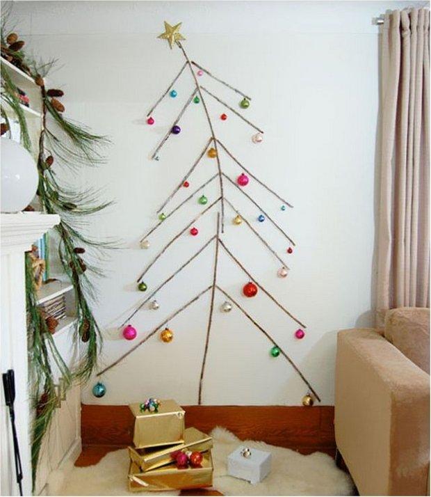 Фотография: Декор в стиле Скандинавский, Декор интерьера, Праздник, Новый Год – фото на INMYROOM