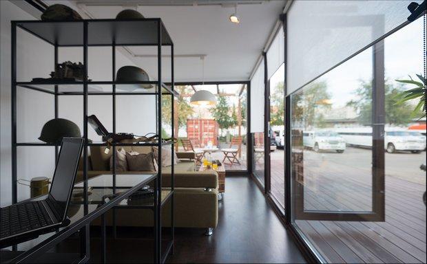 Фотография: Гостиная в стиле Современный, Дом, Дома и квартиры, IKEA – фото на INMYROOM