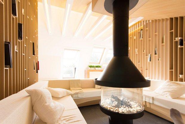 Фотография: Гостиная в стиле Лофт, Гид – фото на INMYROOM