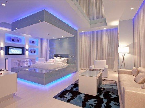Фотография: Спальня в стиле Хай-тек, Стиль жизни, Советы – фото на INMYROOM