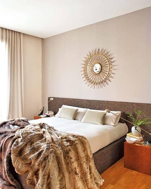 Фотография: Спальня в стиле Современный, Эклектика, Декор интерьера, Квартира, Дома и квартиры, Майорка – фото на INMYROOM