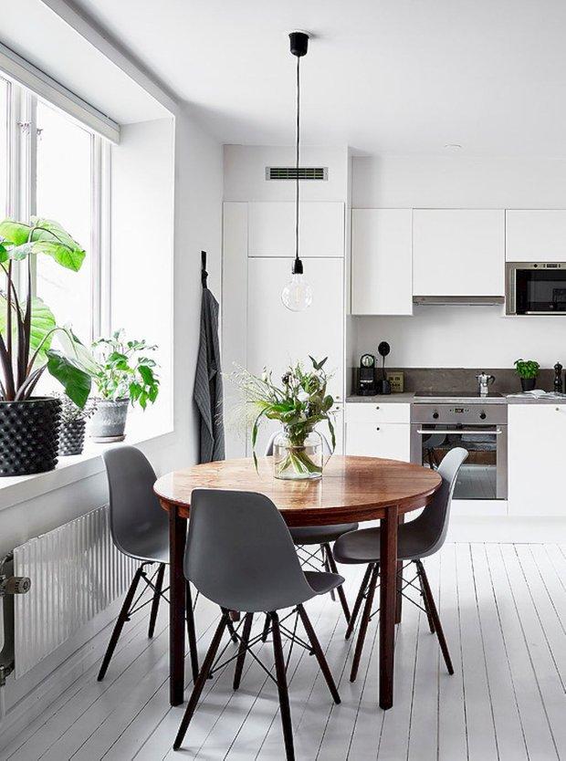 Фотография: Кухня и столовая в стиле Скандинавский, Советы, Ремонт на практике, Виктория Пашинская – фото на INMYROOM