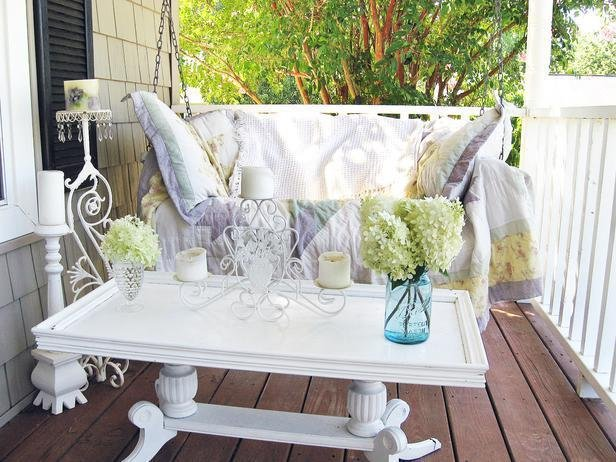 Фотография: Балкон, Терраса в стиле Прованс и Кантри, Декор интерьера, Дом, Декор дома – фото на INMYROOM