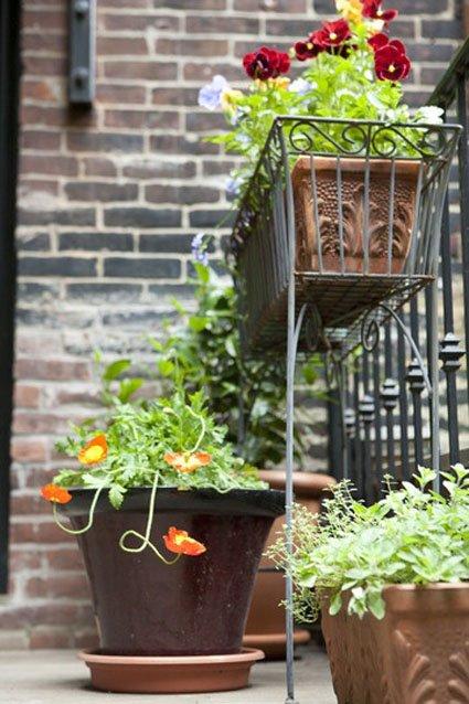 Фотография: Балкон, Терраса в стиле Прованс и Кантри, Современный, Декор интерьера, Дом, Декор дома – фото на INMYROOM