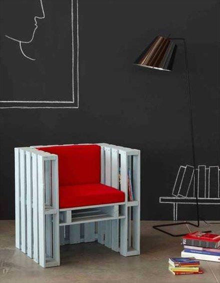 Фотография:  в стиле , Декор интерьера, DIY, Квартира, Дом, Мебель и свет – фото на INMYROOM