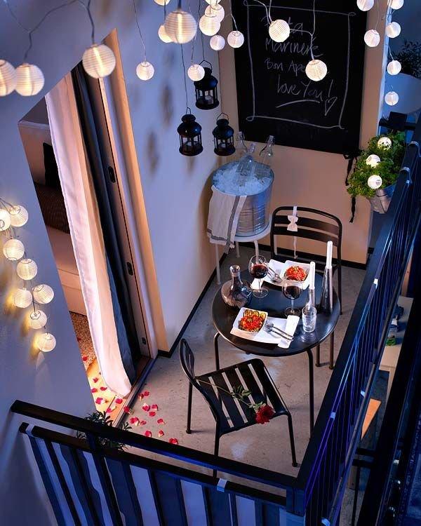 Фотография: Балкон в стиле Современный, Квартира, Аксессуары, Мебель и свет, Терраса, Советы, Ремонт на практике, бюджетное обновление балкона, экономичный ремонт на балконе – фото на INMYROOM