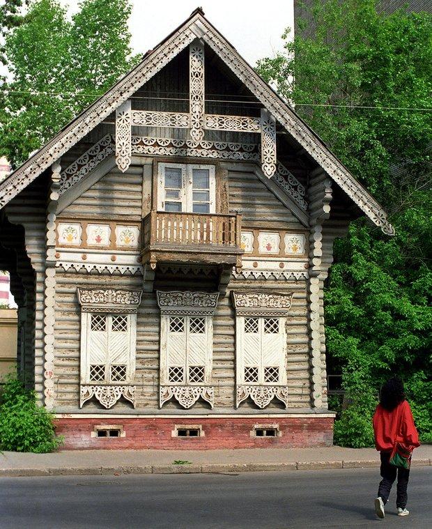 Адрес: Москва, Хамовники, Погодинская улица, 12А