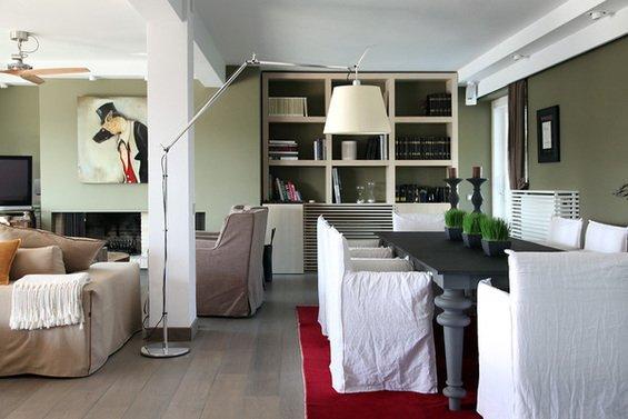 Фотография: Гостиная в стиле Скандинавский, Лофт, Индустрия, Люди, Греция – фото на InMyRoom.ru