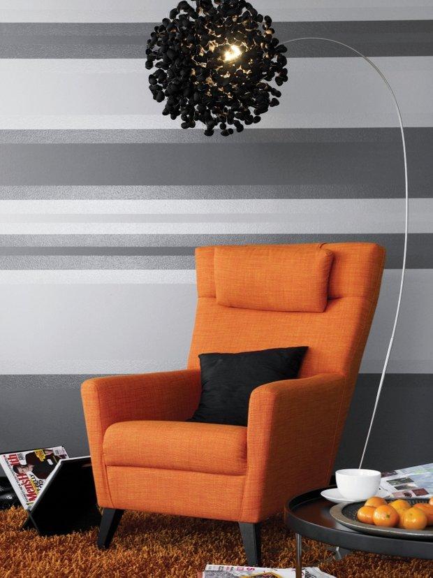 Фотография: Мебель и свет в стиле Прованс и Кантри, Эклектика, Гостиная, Интерьер комнат – фото на INMYROOM