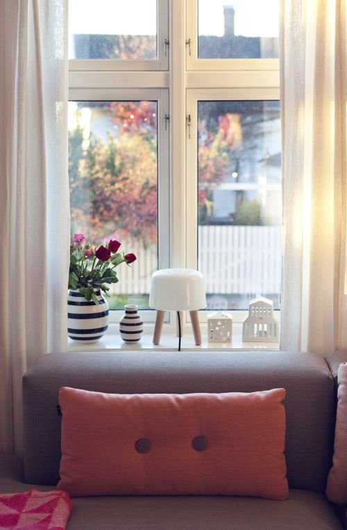 Фотография: Декор в стиле Современный, Декор интерьера, Квартира, Советы, Подоконник, Окно – фото на INMYROOM