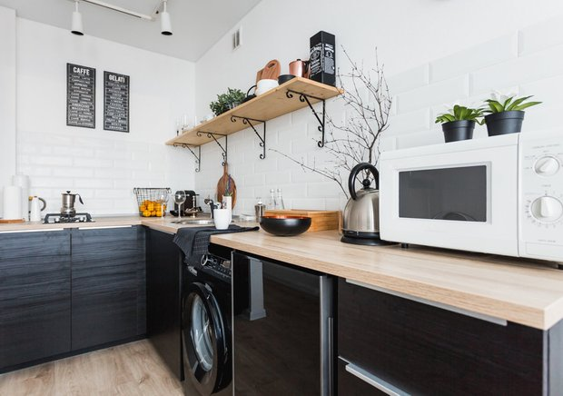 Фотография: Кухня и столовая в стиле Скандинавский, Советы – фото на INMYROOM