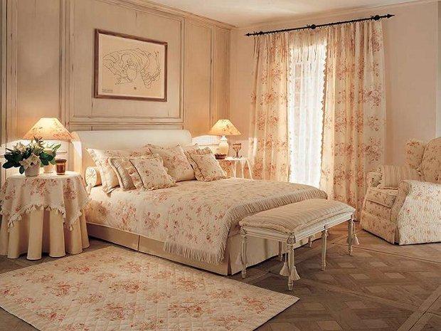 Фотография: Спальня в стиле Прованс и Кантри, Классический, Современный, Декор интерьера, Интерьер комнат, Прованс, Восток – фото на INMYROOM
