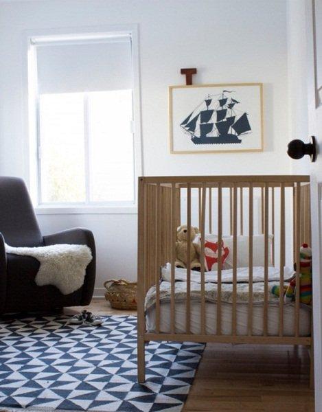Фотография: Детская в стиле Скандинавский, DIY, Дом, Дома и квартиры, Камин – фото на INMYROOM