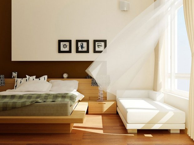 Фотография: Спальня в стиле Современный, Эко, Советы – фото на INMYROOM