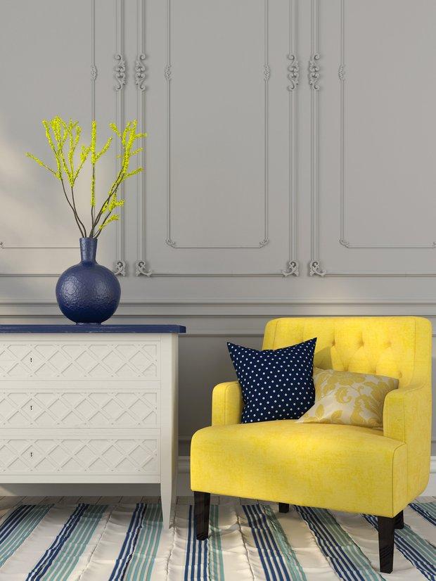 Фотография: Мебель и свет в стиле Прованс и Кантри, Декор интерьера, Текстиль, Подушки – фото на INMYROOM