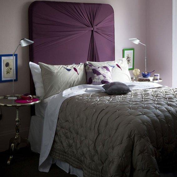 Фотография: Спальня в стиле Современный, Эклектика, Декор интерьера, DIY, Мебель и свет – фото на INMYROOM
