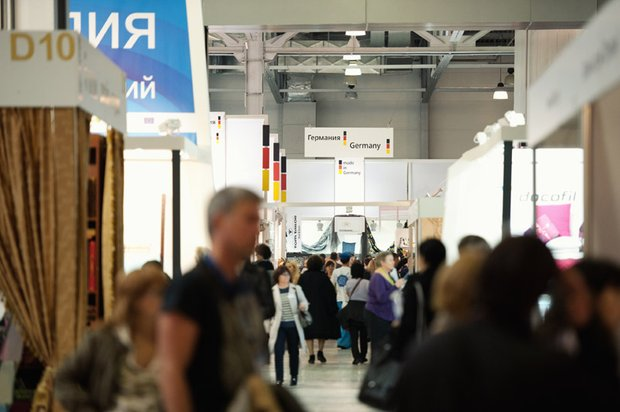 Фотография: Прочее в стиле , Индустрия, События, Маркет, Heimtextil Russia – фото на InMyRoom.ru