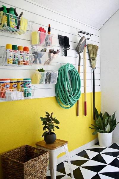 Фотография: Прочее в стиле Скандинавский, Дом и дача, как обустроить гараж, хранение в гараже, как обустроить дачный сарай, идеи для гаража – фото на InMyRoom.ru