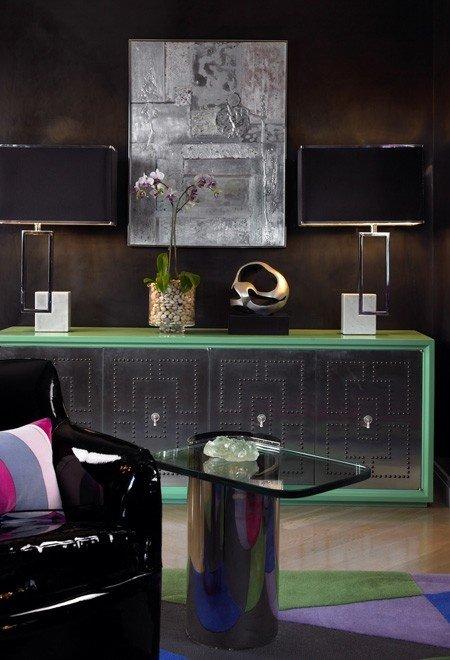 Фотография: Декор в стиле Хай-тек, Гостиная, Интерьер комнат, Советы – фото на INMYROOM