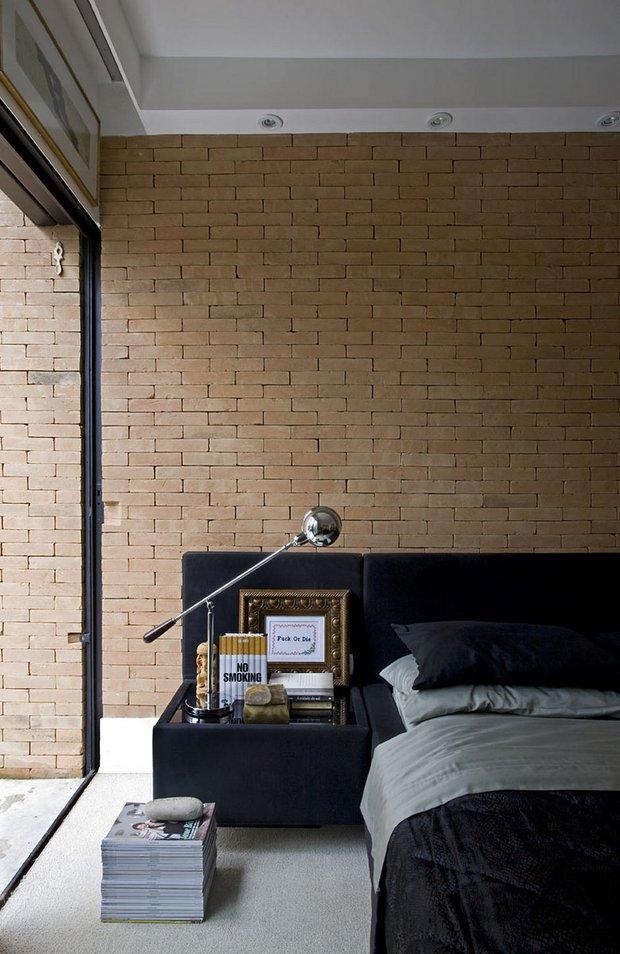 Фотография: Спальня в стиле Современный, Квартира, Дома и квартиры, Интерьеры звезд – фото на INMYROOM