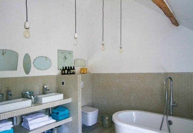 Фотография: Ванная в стиле Скандинавский, Декор интерьера, Дом, Дома и квартиры, Проект недели – фото на INMYROOM