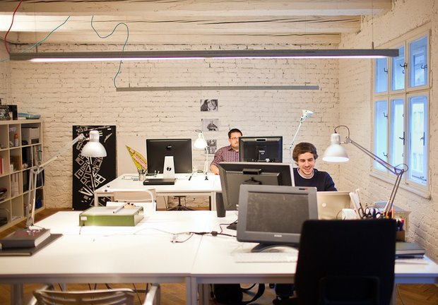 Фотография: Офис в стиле Прованс и Кантри, Лофт, Современный, Декор интерьера, Офисное пространство, Дома и квартиры – фото на INMYROOM