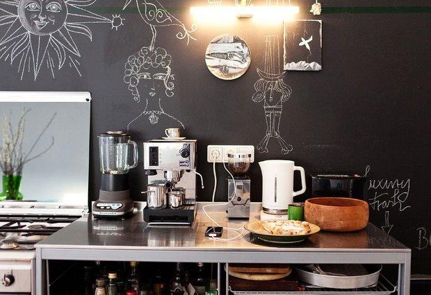 Фотография: Кухня и столовая в стиле Лофт, Советы, Мила Колпакова – фото на INMYROOM