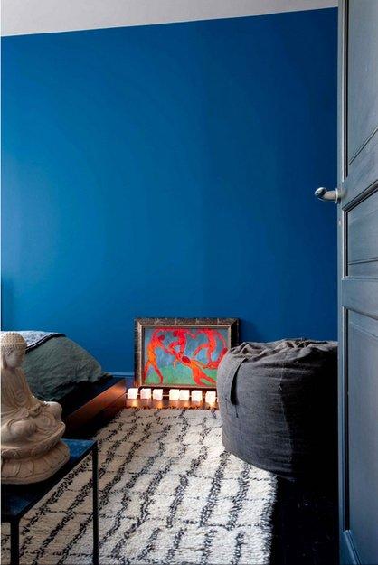 Фотография: Спальня в стиле Минимализм, Эклектика, Индустрия, Люди – фото на INMYROOM