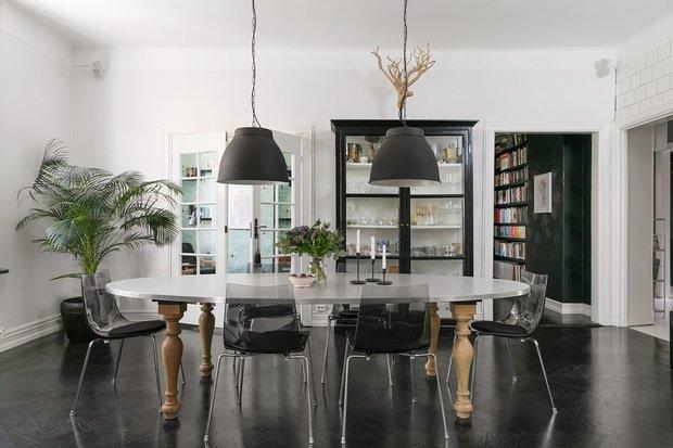 Фотография: Кухня и столовая в стиле Современный, Декор интерьера, Квартира – фото на InMyRoom.ru